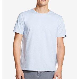 DKNY men's mercerized solid t-shirt